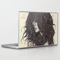 fern Laptop & iPad Skins featuring Fern by Brettisagirl