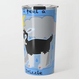 Drizzle Goat Travel Mug