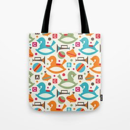 Happy childhood Tote Bag