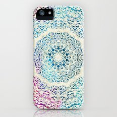 Watercolor Mandala Slim Case iPhone (5, 5s)
