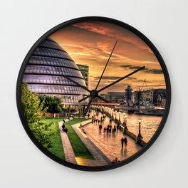 F O S T E R | architect | London City Hall Wall Clock