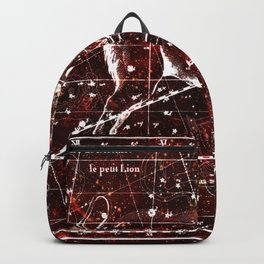 Zodiac Signs - Leo, the Lion Backpack