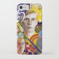 michael scott iPhone & iPod Cases featuring SCOTT PILGRIM VS. MICHAEL CERA by spatsula
