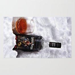 Ice Cold Captain Morgan Rum Rug