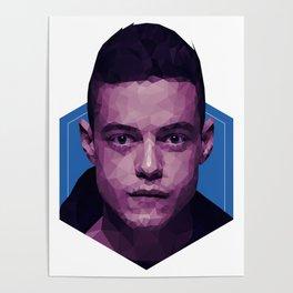 Rami Malek Poster
