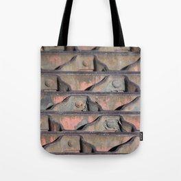 Grate Curves Tote Bag