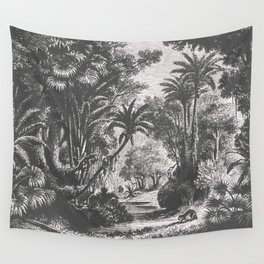 Indian Jungle Wall Tapestry
