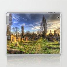 Kensal Green Cemetery London Laptop & iPad Skin