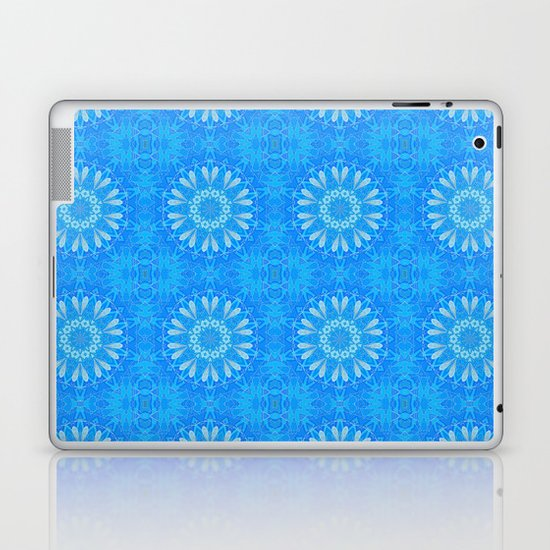 Bella Blue Laptop & iPad Skin