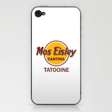 HardRockMosEisley iPhone & iPod Skin