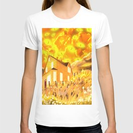Look At The Sky, It's Looking Back  T-shirt