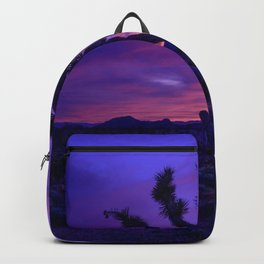 Desert Sunset II - Mormon Mountains Wilderness, Nevada Backpack