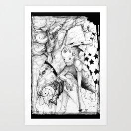 My Lovelies Art Print