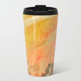 AJ's Abstract for Luke (Spina Bifida) Travel Mug