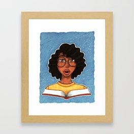 Vivienne Booker Framed Art Print