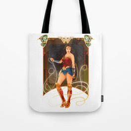 Wonderful Woman Tote Bag