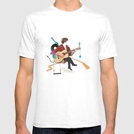ILOVEMUSIC #1 T-shirt