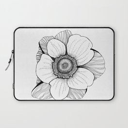 Anmone flower Laptop Sleeve