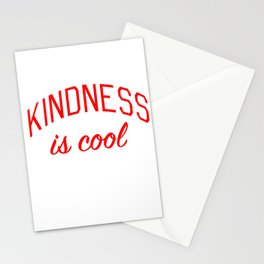 Kindness is Cool Stationery Cards
