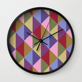 Polly Gone Wall Clock