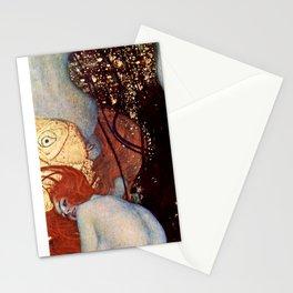 Goldfish by Gustav Klimt 1909 Stationery Cards