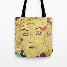 Shocked! Tote Bag