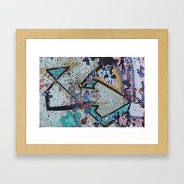 Graffiti IV Framed Art Print