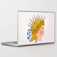 apollo Laptop & iPad Skins featuring Apollo by Milan Kovacevic