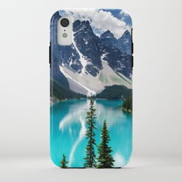 Lake Moraine Banff iPhone Case