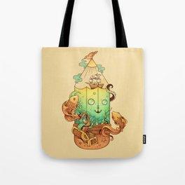 Joy of Creativity Tote Bag