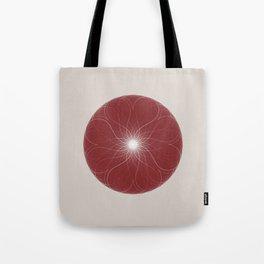 circles of the heart #6 Tote Bag