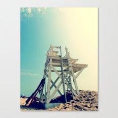 End of Summer Nostalgia II Canvas Print