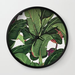 Cover 28 Wall Clock