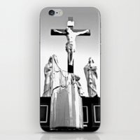 religious iPhone & iPod Skins featuring Religious aesthetics by Vorona Photography