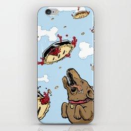 Pie in the Sky iPhone Skin