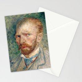 Vincent Van Gogh Self Portrait Stationery Cards