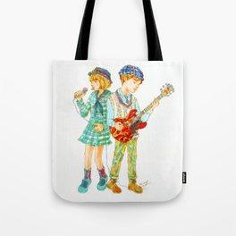 Pop Kids vol.1 Tote Bag