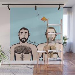 Beard Boy: Tony  & Francesco Wall Mural