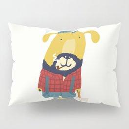 Rugged Roger - the lumberjack Pillow Sham