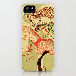 Let's Play Horsey iPhone Case