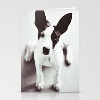 coco Stationery Cards featuring Coco by Beverly LeFevre