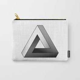 Impossible Triangle Carry-All Pouch