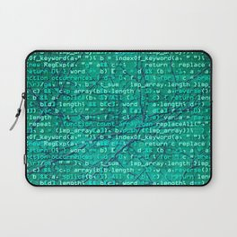 code_forest Laptop Sleeve