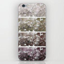 Vincent Van Gogh Almond Blossoms Brown Beige Panel iPhone Skin