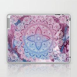 Psychedelic Mandala Laptop & iPad Skin