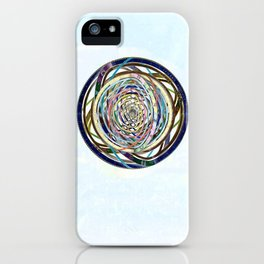 Intermittencies of the Heart iPhone Case
