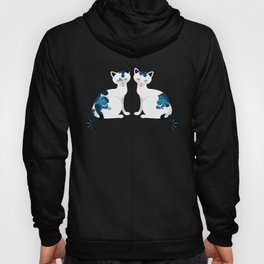 Two's Trouble Hoody