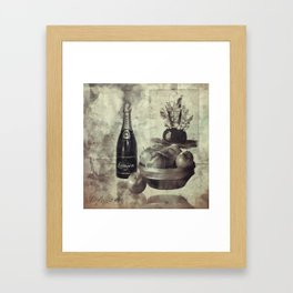 Afternoon Delights Framed Art Print