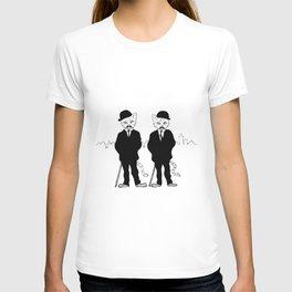 Thomson and Thompson T-shirt
