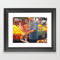 I'll Take Two Framed Art Print